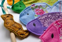 Kids - Crafty Things  / by Michelle Galinis Sypult