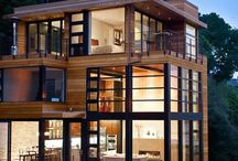Container homes and spaces