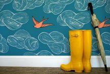 wallpaper yo. / by Caitlin Jane