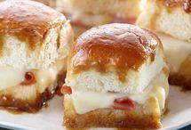 Sandwiches  / by Pam Stauffer