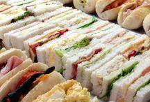 boardroom food