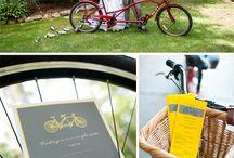 'Bicycle' Weddings