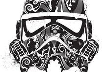 Trooperheads / Stormtrooper Head