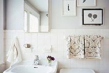 bathroom design / by Heather Cowdell