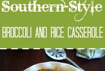 Meatless casseroles