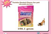 Buy Twistix Dental Chews for Pets . / Flat 40% Sale - Flat 40% Off On Twistix Dental Chews for Pets at #4petNeeds