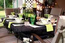 Tablescapes / by Cheryl Miller