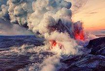 Sea Eruption