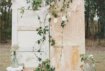 RUSTIC WEDDINGS / ideas inspiration decor and details for rustic weddings
