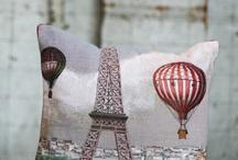 pillows / sewing pillows