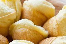 хлеба и булочки