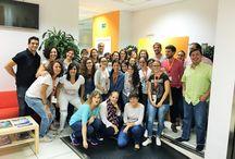 Nuestro equipo / Profesionales de Adalid Madrid.