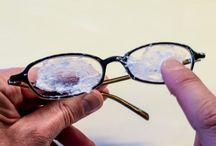 Care of glasses