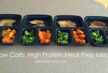 Weightloss meal prep