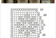 Filet crochet / Filet crochet patterns