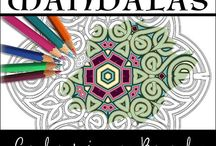 Coloring Books for Adults / by Brigid Ashwood