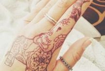 Henna Designs and Tattoos