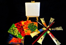 Artist/Crafter Gifts Under $25 / Wonderful art, craft, dance, cooking, music, and other creative-themed gift sets and kits, all under $25.  Nurture your love for Art and Creativity with these art sets.   / by Love Art House