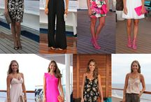 Resort Ready Wear / Vacation clothing, dresses, jumpers, etc.