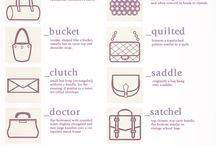 purses / by Marla Moyer