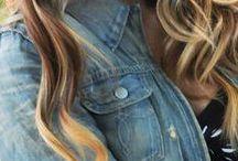 Hair. / by Jennie Eklund