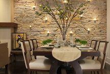 Dinning room ideas / by Jessica Johnson