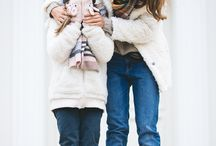 Fashion inspiration for winter / Winter fashion for kids