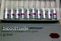 Laros Platinum Vietnam Rp. 150.000