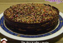 Chocolatísimo / Estáis invitados a añadir vuestras recetas más chocolatosas del mundo mundial!!! Apta solo para chocoadictos!! jeje  Si alguno se atreve, también admito recetas saladas.. pero que lleve chocolate ..claro!! Venga que os espero!!  Muchas gracias!