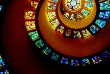Stained Glass / by Toni Wolcott