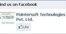 +91-7503047480 / Pointer Soft Technologies Pvt. Ltd. is a pioneer in the Website Design, Software Development and IT services. It has expertise itself in providing series of IT solutions and catering to varied clientage at economical cost. We have professionals who are experts in the field of IT and who thrive day in and day out for the providing appropriate solutions to the clients.
