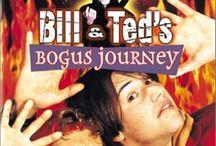 Bill & Ted's Bogus Journey Movie- Keanu Reeves