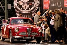 Alfa Romeo 1900 C Sprint / Series production of coupés | Year: 1951-1953 | Number built: 949 | Technical specifications: in-line 4-cylinder, 1884 cc, 100 hp, 180 km/h
