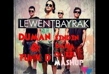 Duman & Funk D - Senden Daha Güzel & Moombahouse ( Lewent Bayrak Mash-up ) / Duman & Funk D - Senden Daha Güzel & Moombahouse ( Lewent Bayrak Mash-up )