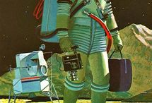 Space Race & Retro-Futurism