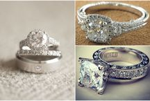 The Engagment Ring / shiny, sparkly engagement rings to say 'I do' to  http://weddingjournalonline.com/