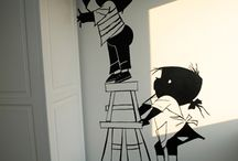 MURAL WALLS / by Elena S