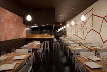 Pizzeria Susanna New York - Restaurant Design