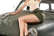 pinup / by PARKA