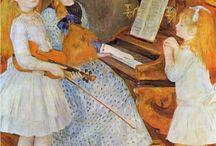 Pierre-Auguste Renoir            (French)