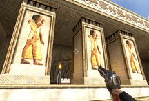 Game_Serious Sam I / Egyptian style in games