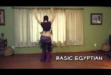 Belly Dancing / by Kelley Matheney-Barnard