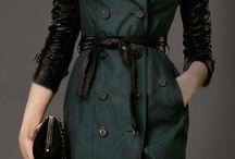 Coat/jacket/trench