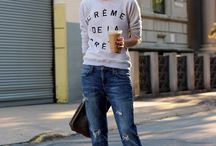 coffee street style / street style from coffee culture / by Chermelle Edwards
