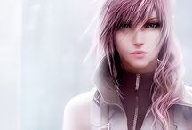 Lightning my Favorite Character