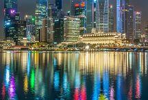 Singapore. Malaysia.