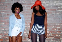 Spring Summer / What I want to be wearing this spring and summer / by Trenicia Rose