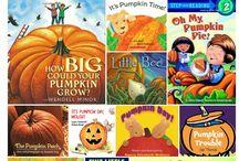 Preschool-October / Pumpkins, Fire Safety, Farming/Tractors, Halloween