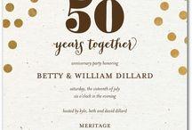 50th wedding aniversary