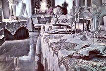 Emilia Burano lace factory / Emilia Burano Boutiques